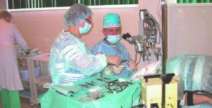 Фото операции по лечению катаракты
